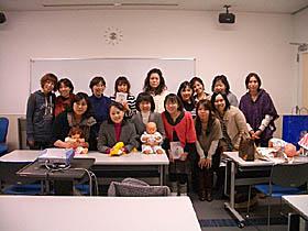 クオレ大阪中央で講習会