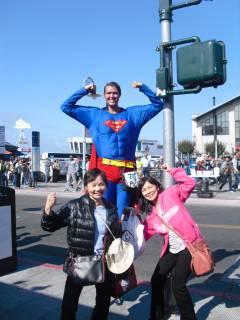 サンフランシスコ観光 タケちゃんと