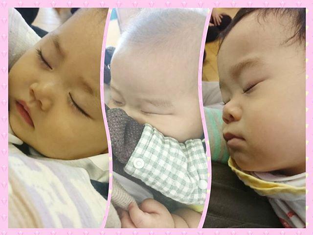 わらべうた産後ダンスで気持ち良さそうにネンネ産後ケアだけでなく、赤ちゃんの寝かしつけにも#わらべうたベビーマッサージ#産後ダンス#産後ケア#赤ちゃん#寝かしつけ