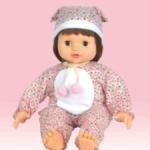 ベビーマッサージにおすすめの人形