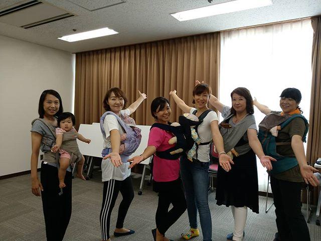 東京産後ダンス講習会です全員合格お疲れ様です。欠席多くて残念#産後ダンス#切れめない子育て