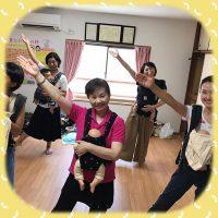 産後ダンス