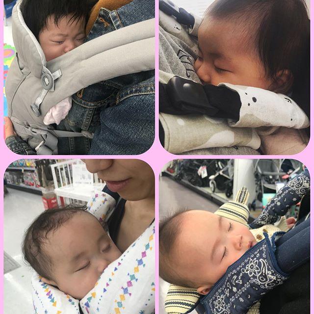 【寝て欲しい〜の念が伝わっちゃう!?】 毎日子育てに家事にお疲れ様です…。 赤ちゃんのいる生活って、思い通りに、スケジュール通りには進まないものですよね。お昼寝の間にご飯の支度や洗濯しちゃいたい!よしっそろそろお昼寝の時間だから寝かせようっと思っても、なかなか寝てくれないとイライラしちゃったり。。「早く寝てよ〜」と思って揺れているのにどうしてかなぁ…ママの気持ちの揺れや焦りが赤ちゃんにつたわっているかもしれません。そんなときは、寝かしつけとは思わずに、エクササイズタイムにしてしまいましょう♪ママが他のことに夢中になっていると意外にもすぐ寝てくれたりします(^^) わらべうた産後ダンス10分ほどで、こんなに可愛い寝顔たち♪どうぞ体験してみてくださいね☆https://www.jyosansi.com/ibento/#わらべうた産後ダンス #わらべうたベビーマッサージ #子育て #赤ちゃん #ベビー #寝かしつけ