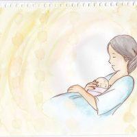 胎教マッサージ