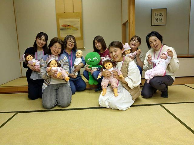 札幌での講習会です、寒くもなく、適温です、奈良に帰って、暑かつたです#ベビーマッサージ#わらべうた#わらべうたベビーマッサージ#切れ目ない子育て#習い事#赤ちゃんと習い事 #赤ちゃんのいる生活#親子の絆#泣かずにできるベビーマッサージ#助産師考案#ベビーマッサージ資格