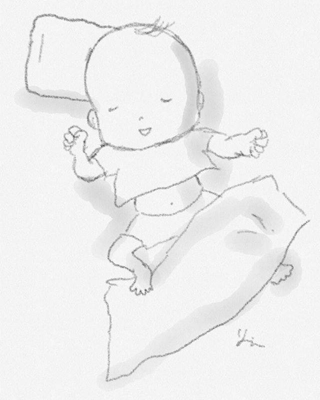 ままのうたきいてお昼寝できるといいね#わらべうたベビーマッサージ#わらべうた#ベビマ#寝つきが悪い #寝つきが良くなる #ママのうた